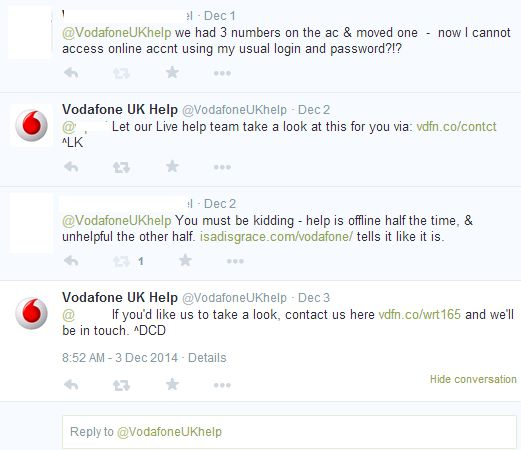 Vodafone - the worst company on the planet